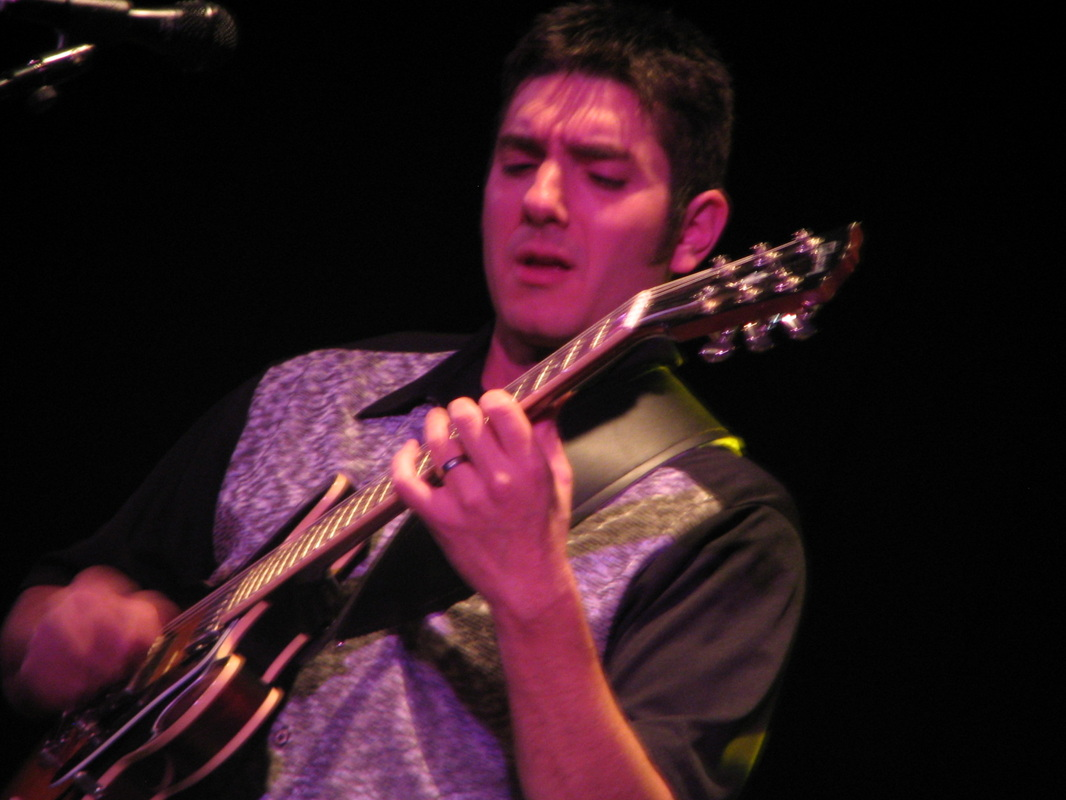Olem Alves: Blues funk jazz guitar virtuoso